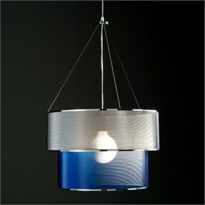 Eclissi 40 Double Pendant