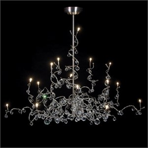 Tiara Diamond Chandelier hl 15 Asfour